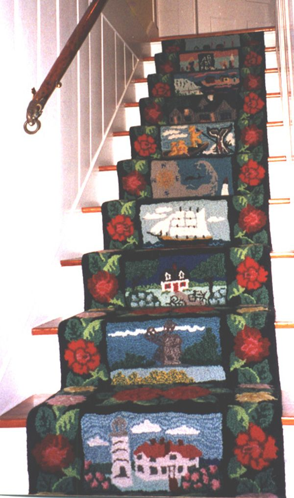 17 Best Images About Stair Runner Ideas On Pinterest