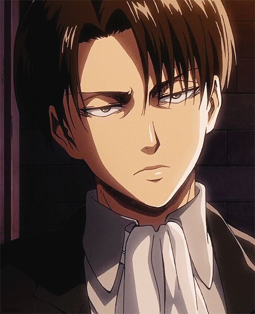damn Levi... lookin' fine for 30 something.