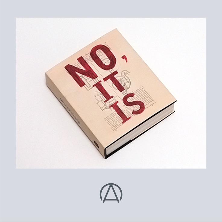 """""""NO, IT IS"""", a new flipbook by William Kentridge, available from Africandy.com"""