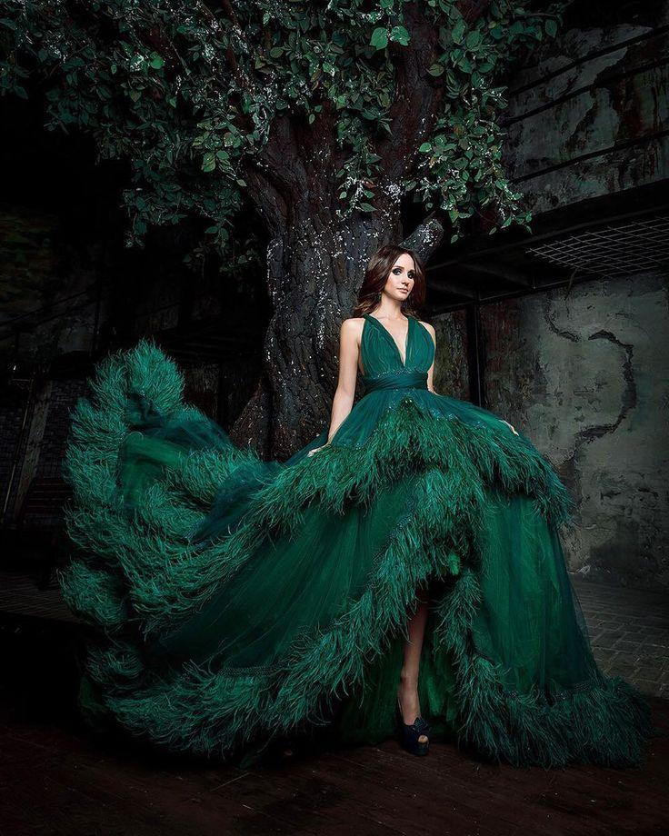 фантастические платья фото роли