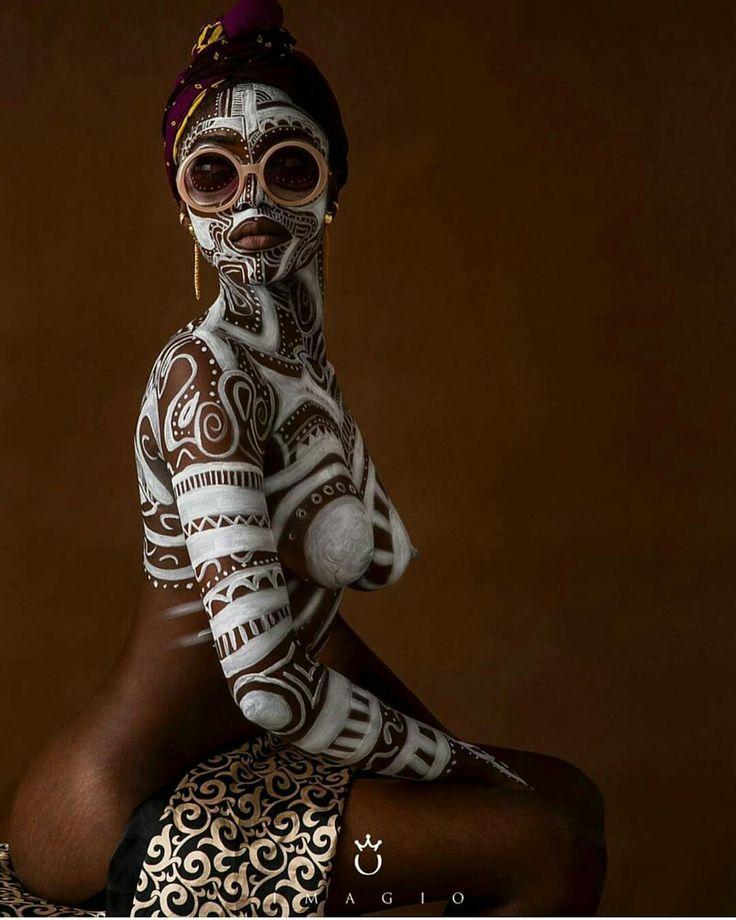 ❣#AfricaIsTheFuture #KnowledgeOfSelf #BlackLiberation #ComfortInMySkin #powerful…