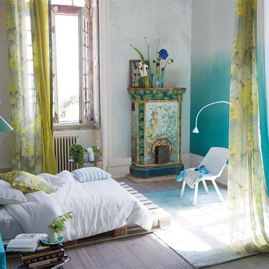 The founder of Designers Guild, Tricia Guild, shares her expert advice for creating a colourful home