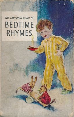 """Pictures from an Old Book: """"The Ladybird Book Of Bedtime Stories"""" By Geoffrey..."""