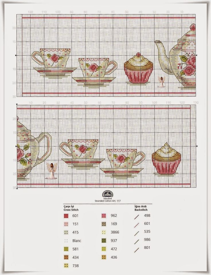 Lavores da Ana Paula: Pausa para o Chá