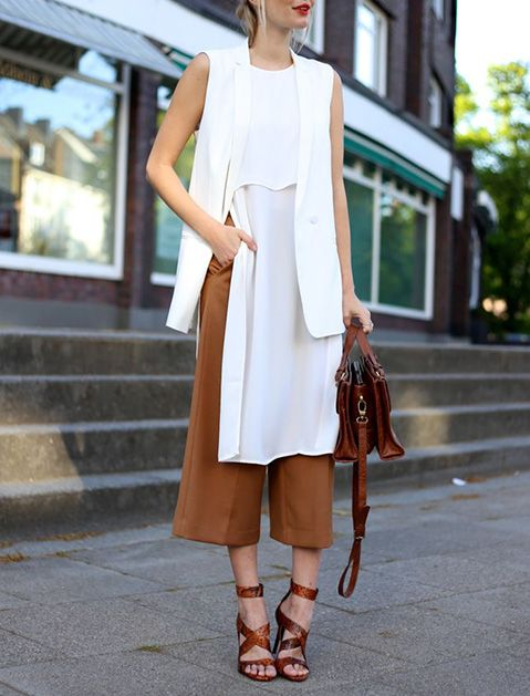 Proof You Shouldn't Be Afraid of Culottes