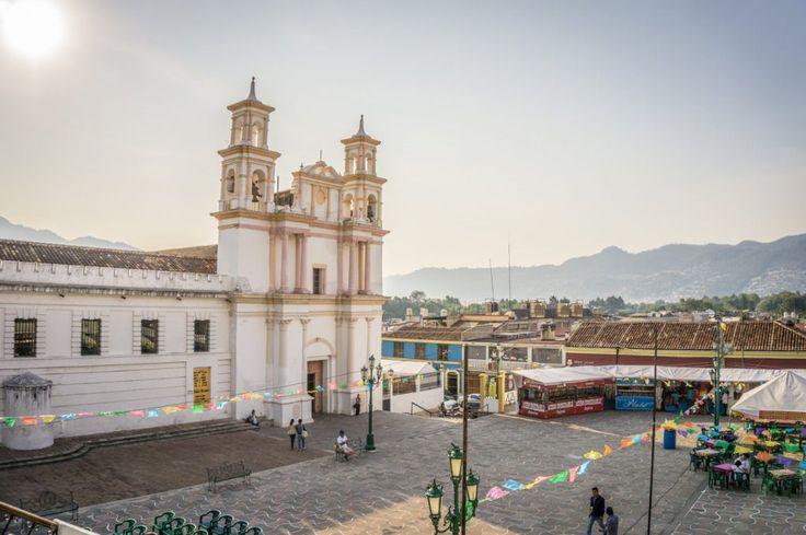 San Cristóbal – Die wohl schönste Stadt in den Bergen Mexikos