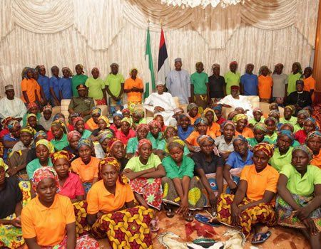Nigerian Tribune News-Release All Chibok Girls Now US based Nigerian publisher Says