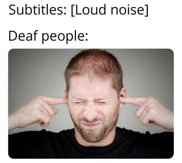 Deaf People Meme Google Pretraga Deaf People Meme Template Memes