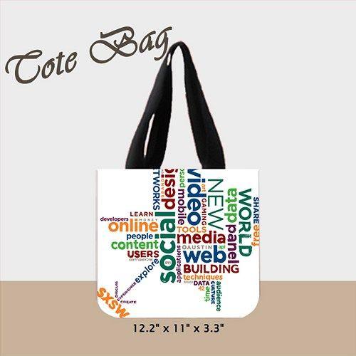 Modernist Tote Bag (2 Side)