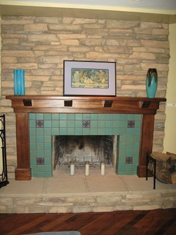 Gentil 27+ Stunning Fireplace Tile Ideas For Your Home