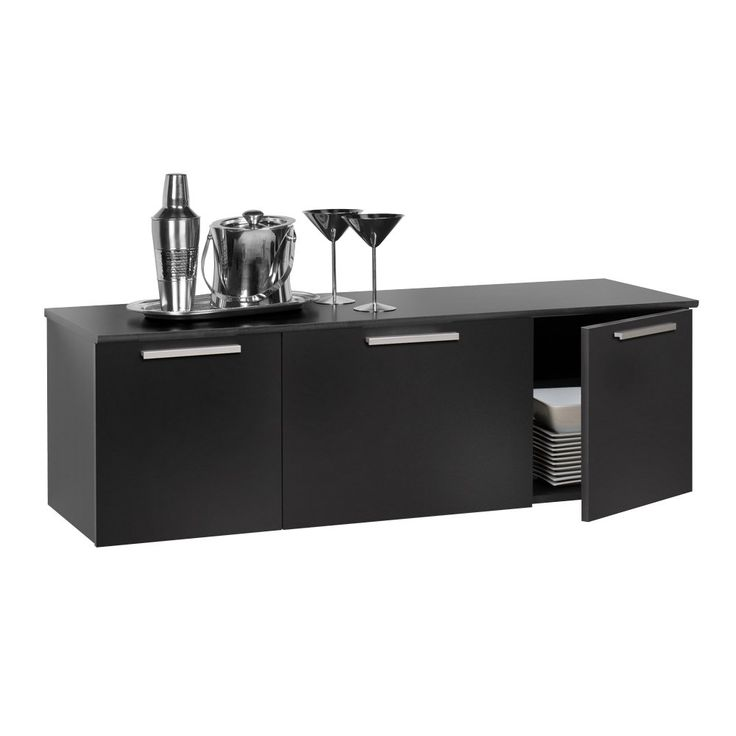 Shop Prepac Furniture Coal Harbor Wall Mounted Hutch Buffet Table At Lowes Canada Find Our Selection Of Sideboards Servers The Lowest Price