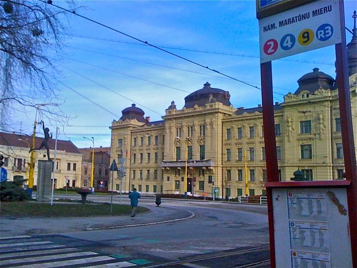 Marathon Square, Kosice
