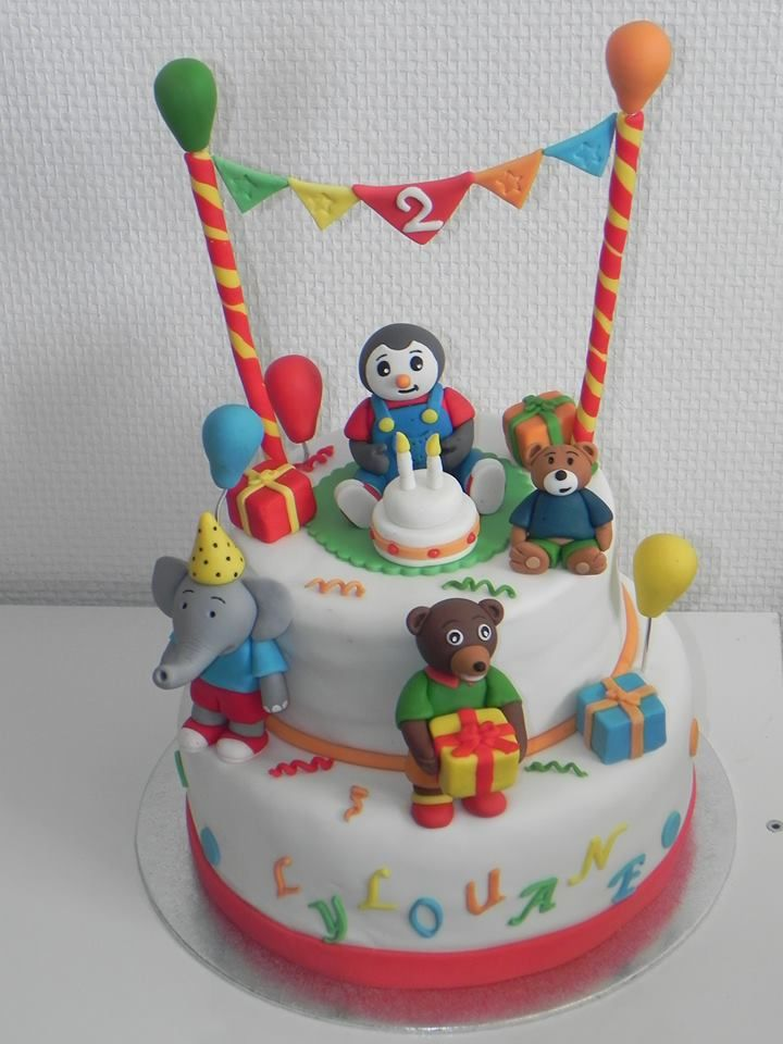 Exceptionnel 7 best Tchoupi birthday images on Pinterest | Cake designs, Cup  OB93