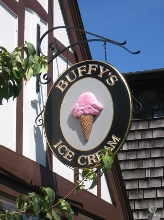 Best Chatham Ice Cream - at a price - Review of Buffy's Ice Cream Shop, Chatham, MA - TripAdvisor