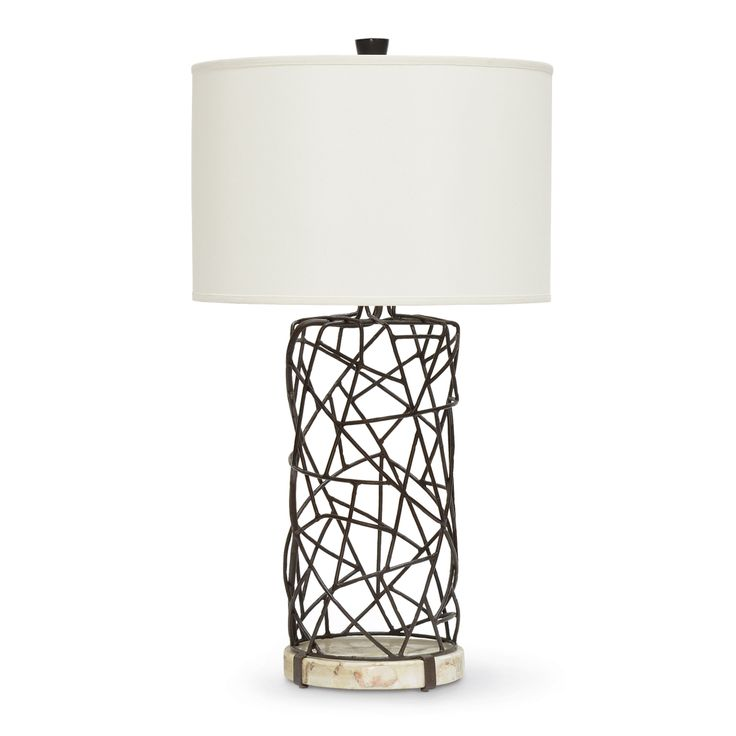 """Jeffrey Alan Marks ATHERTON TABLE LAMP 10.25""""d x 34.25""""h Shade: 20""""d x 13""""h 150 Watts; 3-Way Turn Key Can be shipped Federal Express Ground. #JAM #THEMEANINGOFHOME www.jam-design.com"""