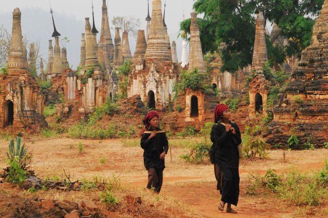 © Candice Leboulenger - Shwe Inn Thein - Inn Dein - Lac Inle - Birmanie