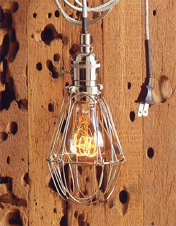 industrial lamp bought today at Merci: Pendants Lamps, Decor Ideas, Cages Lamps, Industrial Lamps, Apartment Therapy, Interiors Design, Industrial Lights, Cages Pendants, Cages Lights