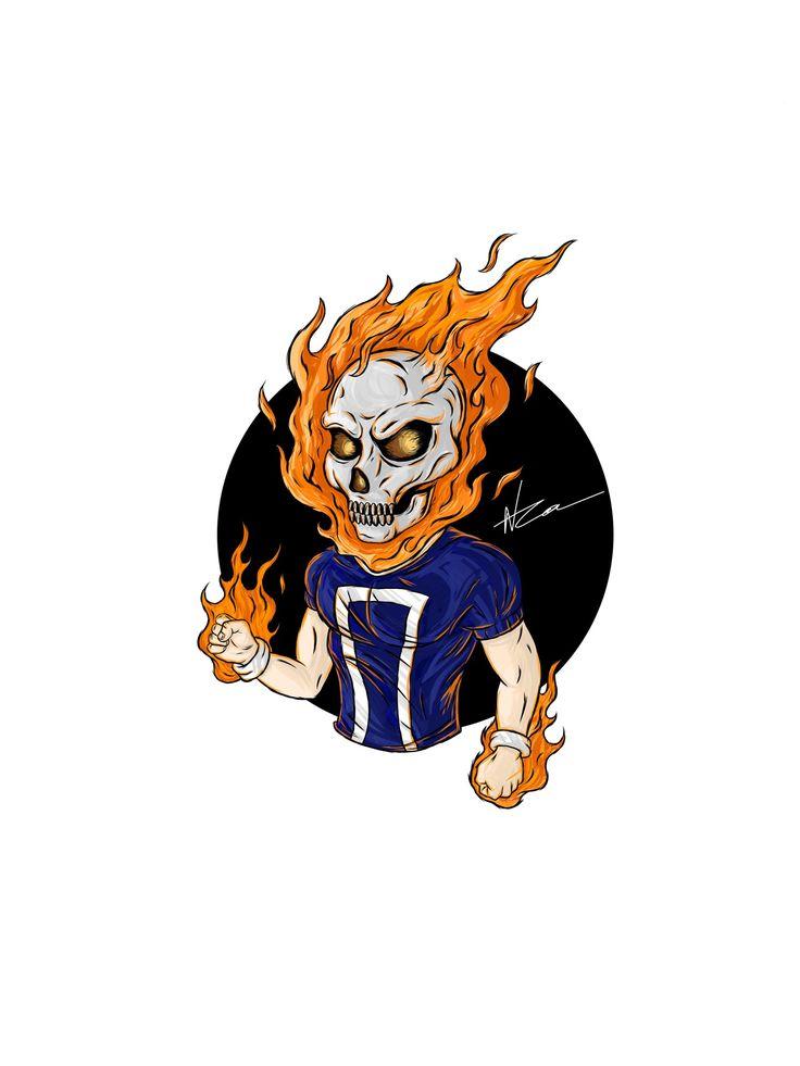 Призрачный гонщик / Ghost rider #adobedraw #ghostrider #fire #character #comics #marvel #mervelcomics #art #draw #sketch #sketchbook #graphic #illustration #doodle #nza #nzart #2016 #призрачныйгонщик #огонь #персонаж #комиксы #марвел #марвелкомиксы #арт #рисунок #скетч #скетчбук #графика #иллюстрация #nick_arty