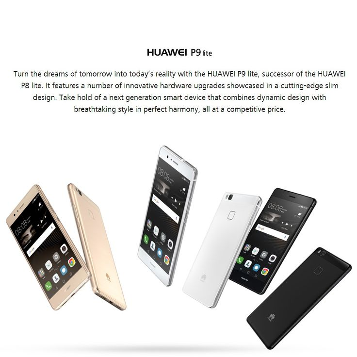 HUAWEI P9 Lite 4G Smartphone Global Version Kirin 650 5.2-Inch Sales Online gold eu - Tomtop  #smartphones #cellphones #mobile #android #accessories