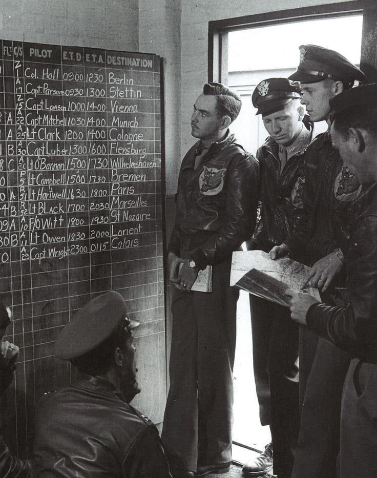 WWII A2 #flightjacket