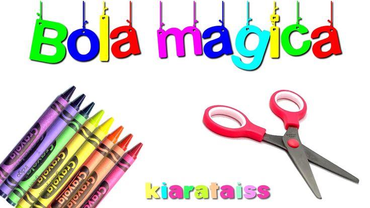 Bola mágica: Manualidades para niños - http://cryptblizz.com/como-se-hace/bola-magica-manualidades-para-ninos/