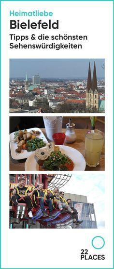 Bielefeld: Die besten Tipps einer Einheimischen