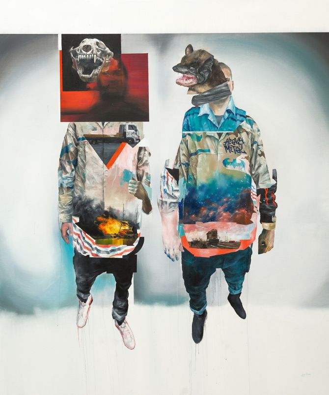 We Only Come Out At Night - Joram Roukes