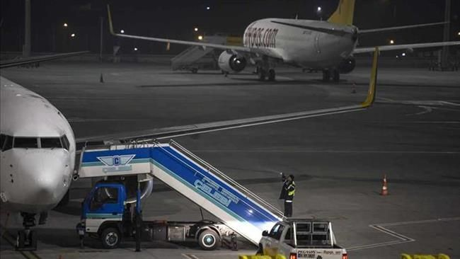 PressTV-Blast kills 1, injures 1 in Istanbul airport