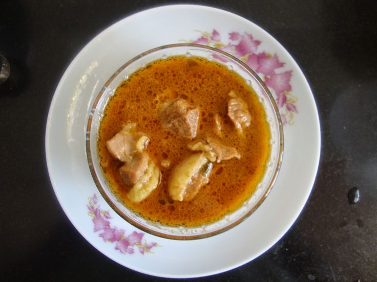 cookingcrest - non veg: Simple Mutton kuzhambu | Easy Mutton Curry | Mutto...