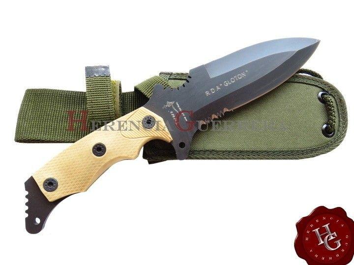 Cuchillo Yarara RDA Gloton