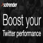 New set of tips in Sotrender will boost your Twitter performance #growthhacking