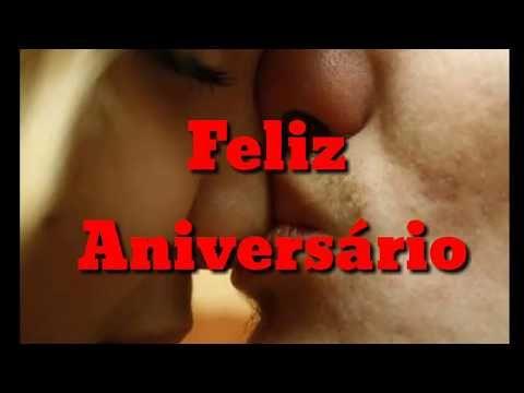 Parabéns meu amor, telemensagem de aniversário com voz feminina - felicidade hoje e sempre - YouTube