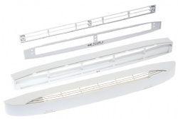 Atlantic Kit EA 22 C35 entrée d'air autoréglable acoustique 422430  /  Certification NF - Conformité NRA (Nouvelle Réglementation Acoustique) - Facilité d'installation - Polyvalence VMC autoréglable et hygroréglable type A
