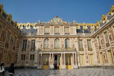Versailles Palace, European Tour