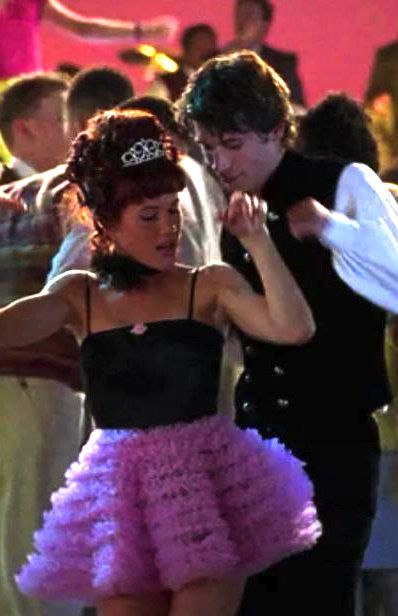 """""""She's a total Monet"""" -- Amber and Elton from 'Clueless' (1995). Costume Designer: Mona May"""