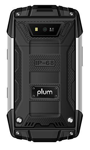 "Buy Plum 4"" Gator 3 - Unlocked Phone - (Black/Silver) NEW for 97.63 USD | Reusell"