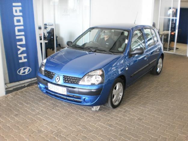 Renault Clio 3 1.5 dCi Expression