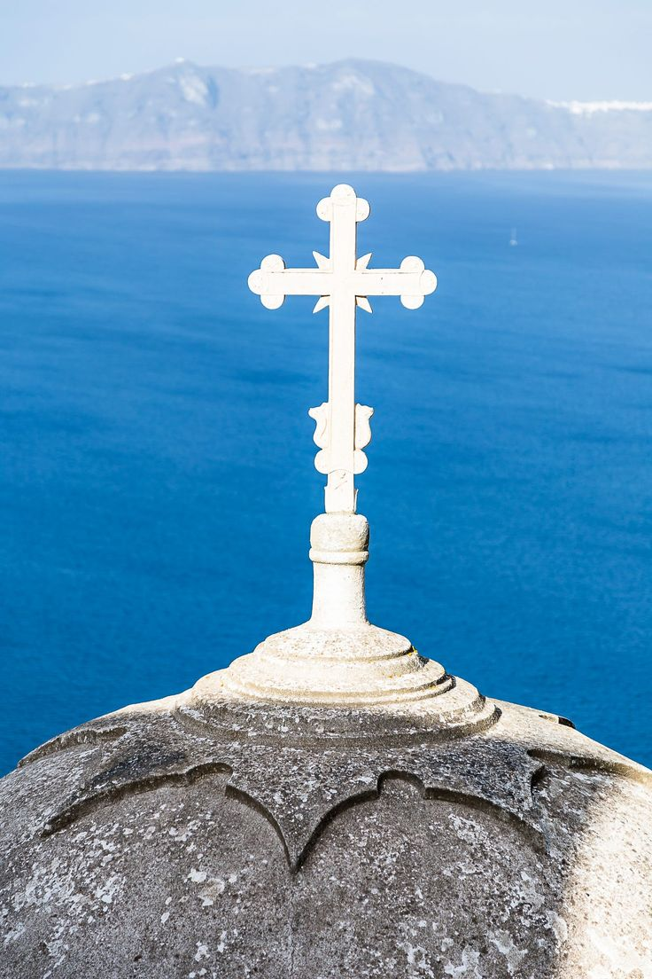 Santorini by Thomas Meinert
