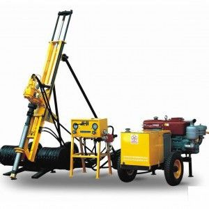 The Boremaster down hole drill is a new, highly efficient and extensively applied open-air rock drilling equipment, which is extensively suitable for small and