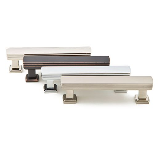 Emtek Art Deco Cabinet Pull. Available In A Variety Of Colors. 27% Off