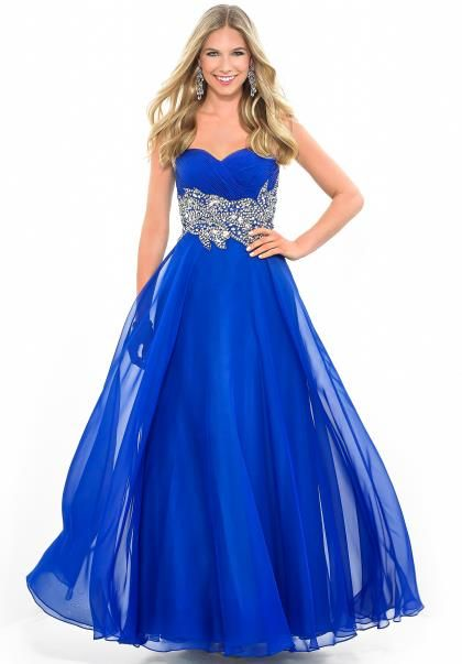 Im into bright prom dresses now hahaha
