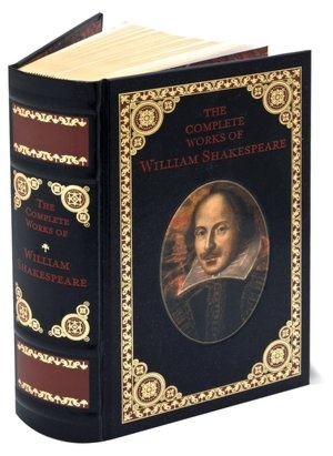 Go out and buy a copy of Shakespeare. After this is done read two of the shorter romance plays. After that is done, read Richard II, then Richard III, both parts of Henry IV, Hamlet, Othello and finally King Lear. After this you should feel proud, pensive, and happy =) Have a nice experience.