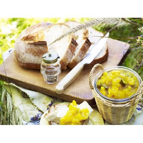 Sweet mustard pickles recipe - By Australian Women's Weekly