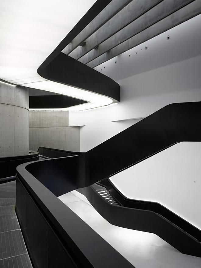 Zaha Hadid - MAXXI National Museum of XXI Century Arts