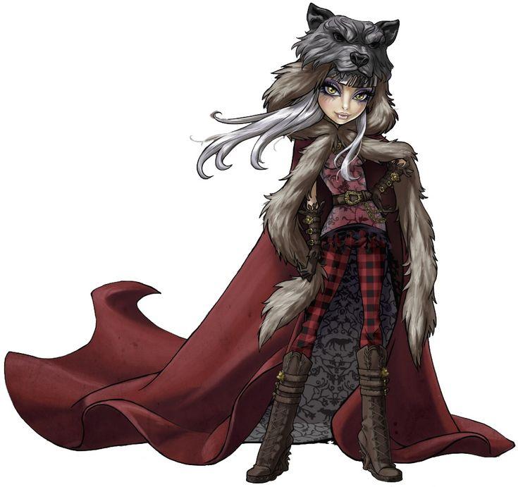 Cerise Hood Cerise Hood es un personaje en Ever After High introducido en el 2013.