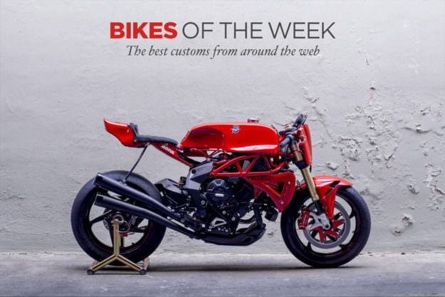 Cafe racer, scrambler and custom motorcycles | Bike EXIF
