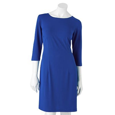 ab studio solid sheath dress my style dresses pinterest abs