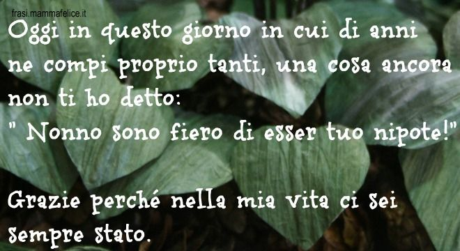 42 best images about frasi di mammafelice on pinterest posts pizza and facebook - Donazione di una casa a un nipote ...