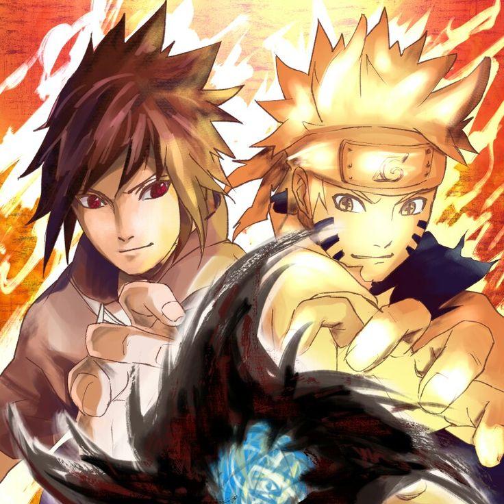 Pin oleh WENDY di Naruto Animasi, Gambar anime, Karakter