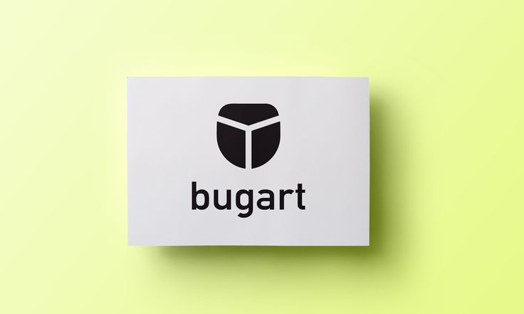Bugart - handbags producer logo - by Lotne Studio